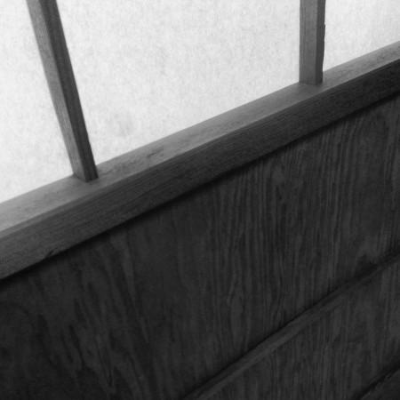 【現代小紋|NeoKomon】007: 木目/Mokume